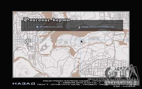 GTA V map для GTA San Andreas шестой скриншот