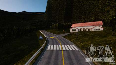 New Akina для GTA 4 третий скриншот