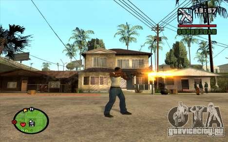 АКМ для GTA San Andreas третий скриншот