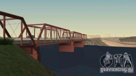 Новый мост LS-LV для GTA San Andreas
