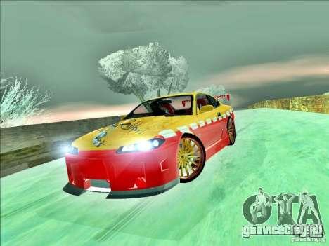 Nissan Silvia S15 Calibri-Ace для GTA San Andreas