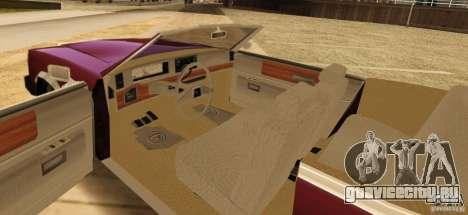 Feltzer HD v2 для GTA San Andreas вид сзади слева