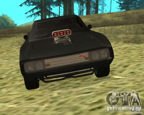 Dodge Charger R/T 1970 для GTA San Andreas