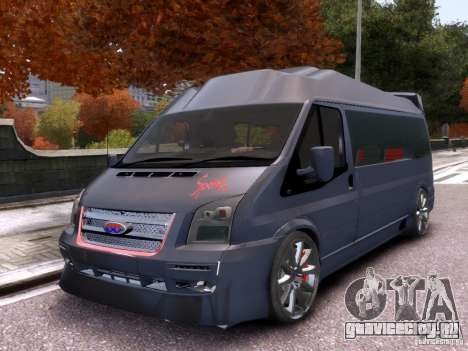Ford Transit Sport Edition RV 2013 для GTA 4