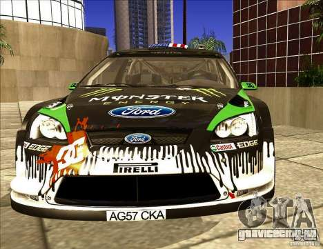 Ford Focus RS 2000 для GTA San Andreas