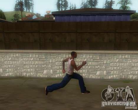 GTA IV Animations v1.1 для GTA San Andreas