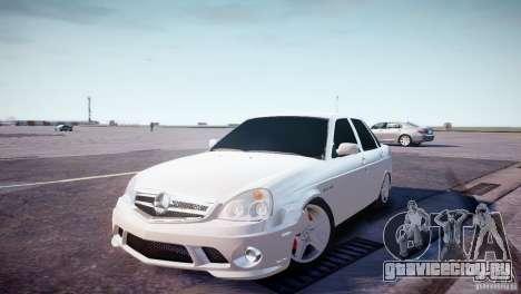 ВАЗ 2170 Приора AMG для GTA 4