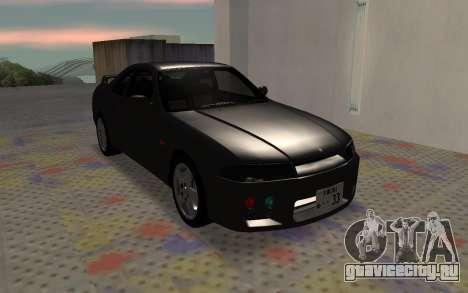 Nissan Skyline GTS25T (R33) для GTA San Andreas вид слева