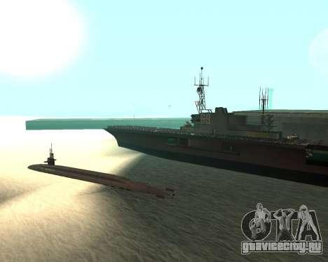Real New San Francisco v1 для GTA San Andreas шестой скриншот