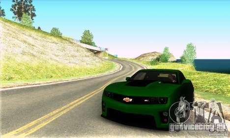 Real HQ Roads для GTA San Andreas седьмой скриншот