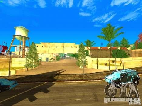 New Studio in LS для GTA San Andreas пятый скриншот