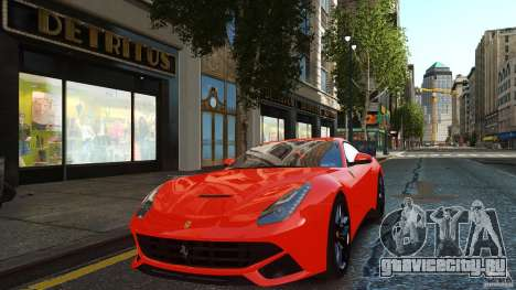 PhotoRealistic ENB V.2 Mid End PCs для GTA 4 третий скриншот