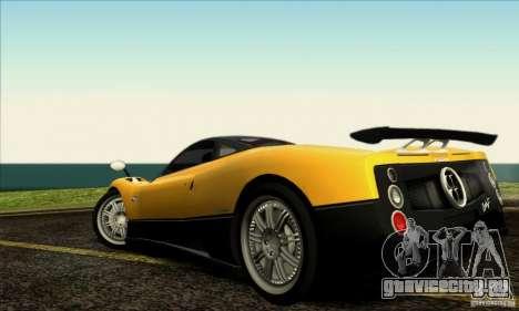 SA_gline V2.0 для GTA San Andreas пятый скриншот