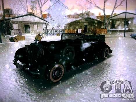 Авто из игры В тылу врага 2 для GTA San Andreas