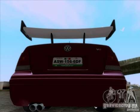 Volkswagen Jetta 2005 для GTA San Andreas вид справа
