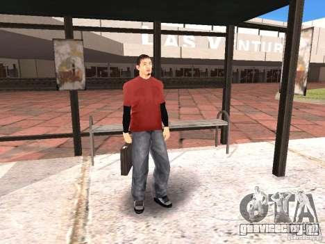 Оживление аэропорта в Лас Вентурасе для GTA San Andreas восьмой скриншот