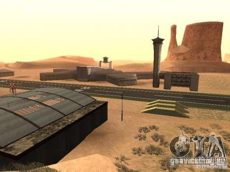 Новый Аэропорт для GTA San Andreas