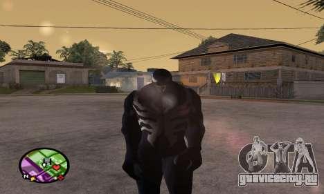 Spider Man and Venom для GTA San Andreas