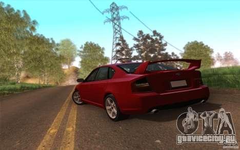 SA Illusion-S V3.0 для GTA San Andreas третий скриншот
