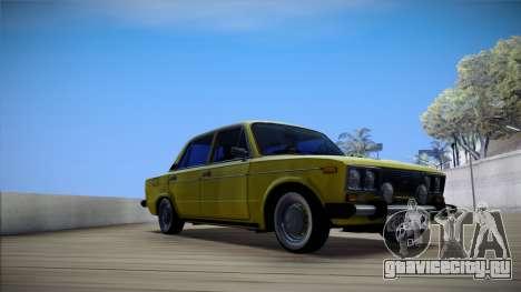 Ваз 2106 Ретро V3 для GTA San Andreas
