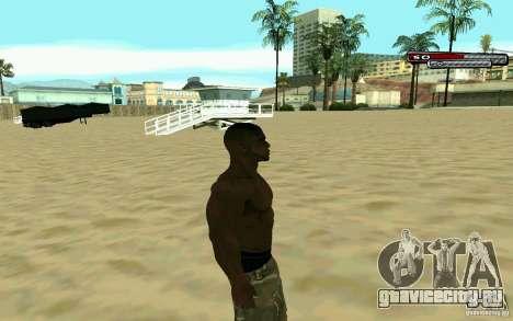 James Woods HD Skin для GTA San Andreas третий скриншот