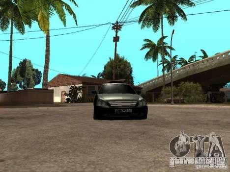 Лада Приора Пикап для GTA San Andreas