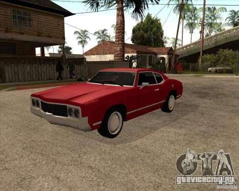 Sabre HD для GTA San Andreas