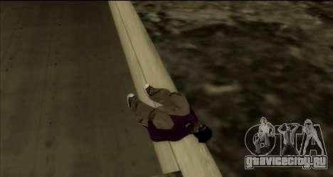 Real-Move mod 1.0 для GTA San Andreas четвёртый скриншот