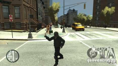 Assassins Creed III Tomahawk для GTA 4 четвёртый скриншот