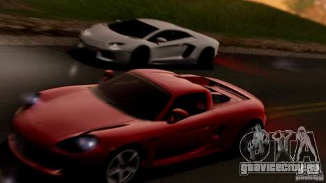 SA Beautiful Realistic Graphics 1.6 для GTA San Andreas одинадцатый скриншот