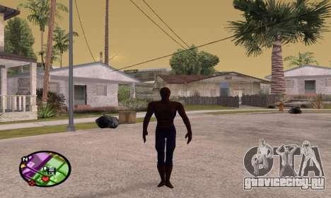 Spider Man and Venom для GTA San Andreas второй скриншот