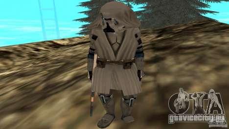 Commander Keller для GTA San Andreas третий скриншот
