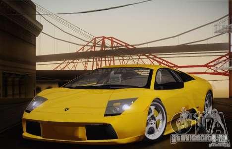 Lamborghini Murcielago 2002 v 1.0 для GTA San Andreas вид справа