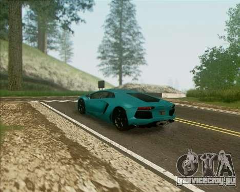 ENB v1.1 для Средних и Мощных ПК для GTA San Andreas второй скриншот