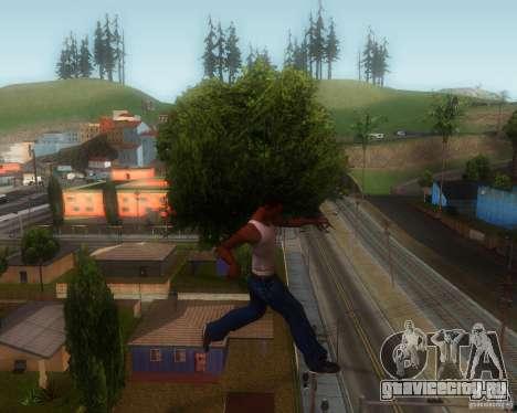 GTA IV Animations v1.1 для GTA San Andreas четвёртый скриншот