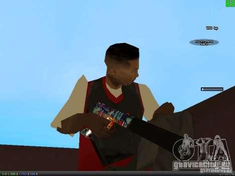 Graffiti Gun Pack для GTA San Andreas второй скриншот