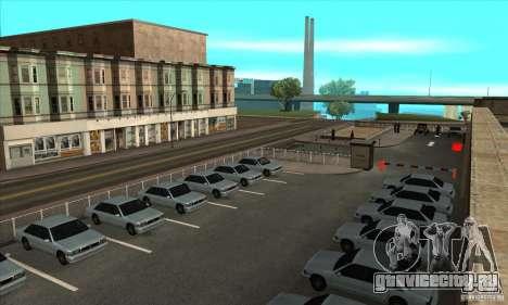 Оживление автошколы в San-Fierro V 2.0 Final для GTA San Andreas