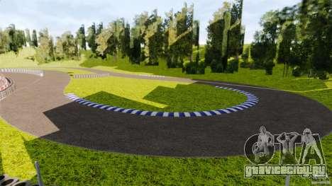 Meihan Circuit для GTA 4 четвёртый скриншот