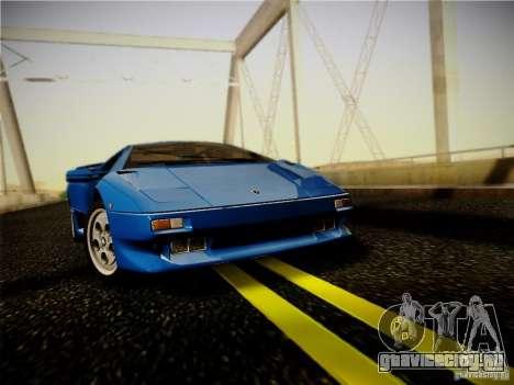 Lamborghini Diablo VT 1994 для GTA San Andreas
