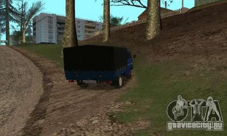 УАЗ - 39094 Фермер для GTA San Andreas