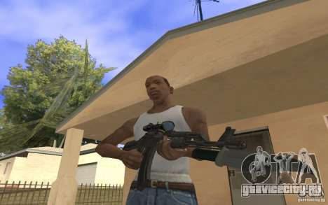 АК 103 для GTA San Andreas