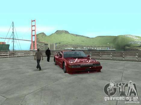 ENBSeries by Chris12345 для GTA San Andreas второй скриншот