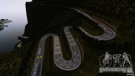 New Akina для GTA 4 четвёртый скриншот