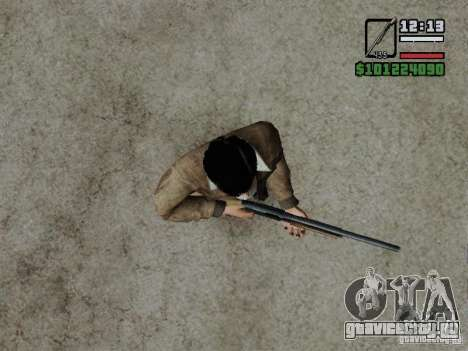 Вито Скаллета для GTA San Andreas третий скриншот