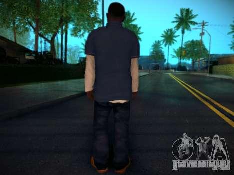Франклин для GTA San Andreas четвёртый скриншот