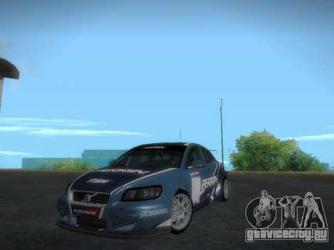 Volvo C30 Race для GTA San Andreas