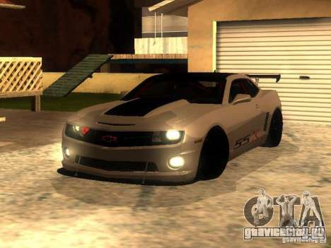 Chevrolet Camaro SSX V1.1 для GTA San Andreas