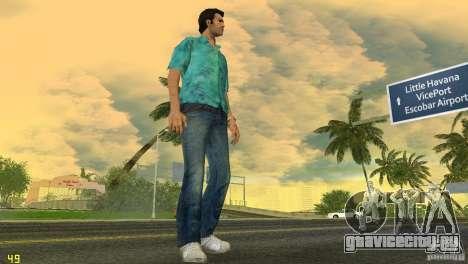 Tommy HQ Model для GTA Vice City