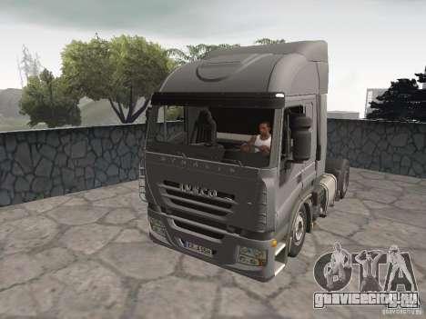 Iveco Stralis GTS для GTA San Andreas