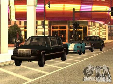 Club для GTA San Andreas второй скриншот